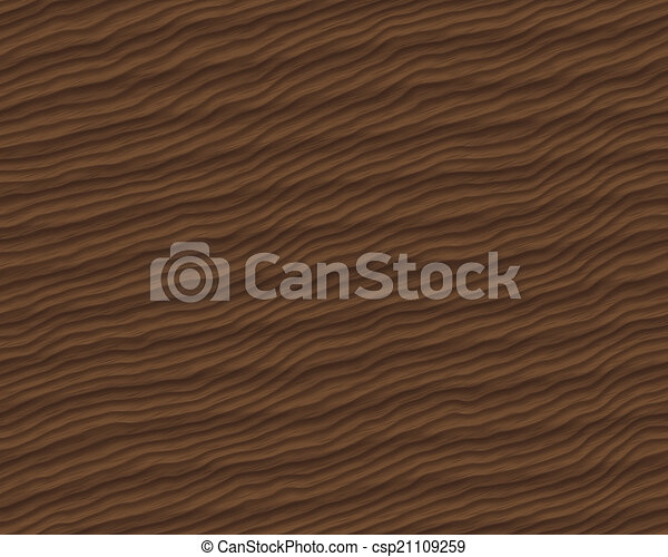 Seamless Brown Wood Texture