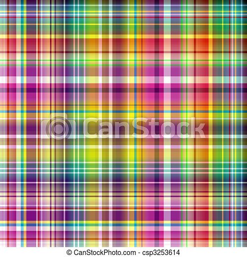 Seamless checkered pattern - csp3253614