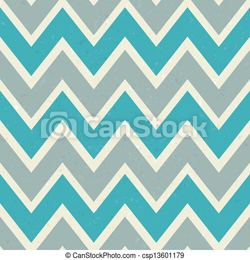 Seamless Chevron Pattern - csp13601179