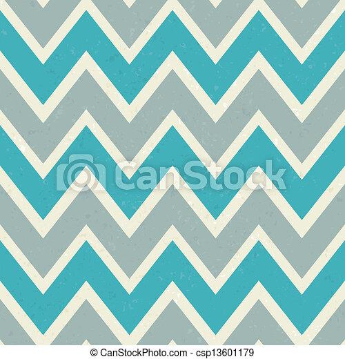 Seamless Chevron Pattern - csp13601179