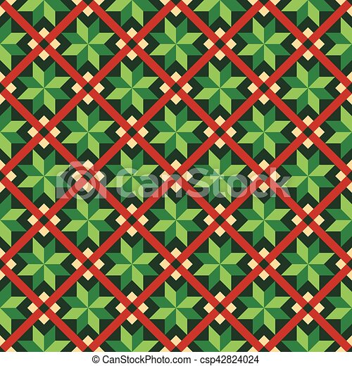 seamless christmas wrapping paper pattern csp42824024 - Cheap Christmas Wrapping Paper
