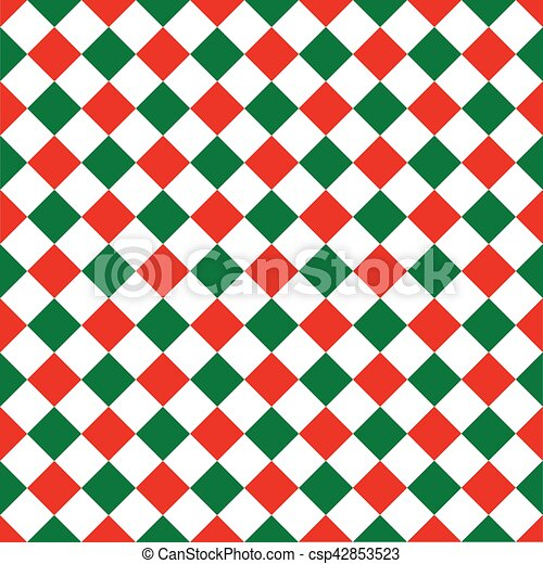 seamless christmas wrapping paper pattern csp42853523 - Cheap Christmas Wrapping Paper