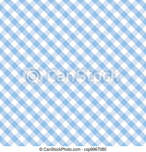 Seamless Cross Weave Gingham - csp9967080