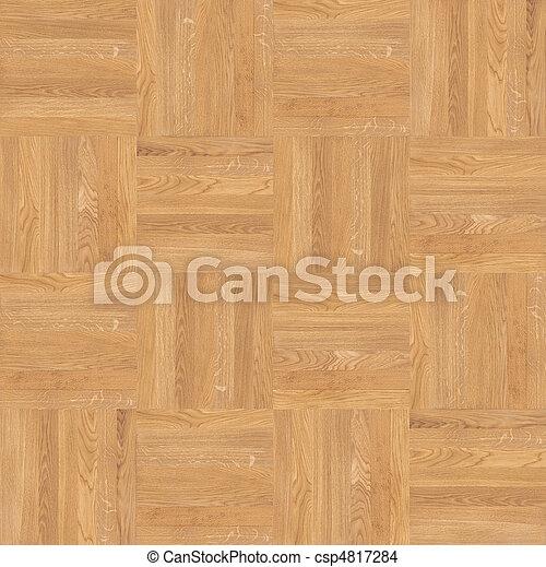 Seamless Floor Wooden Texture   Csp4817284