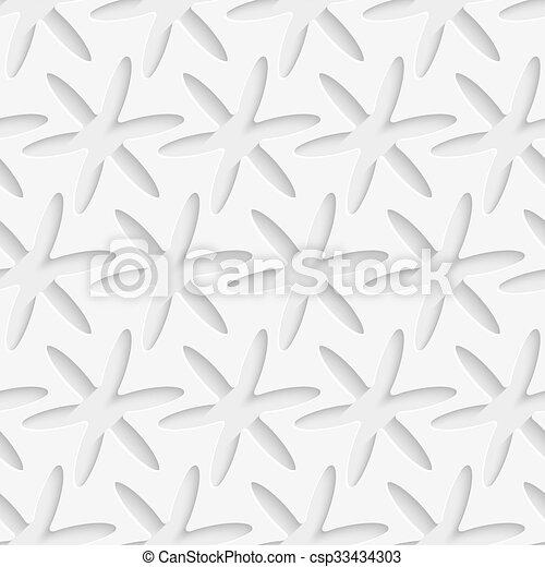 seamless, fundo, snowflake - csp33434303
