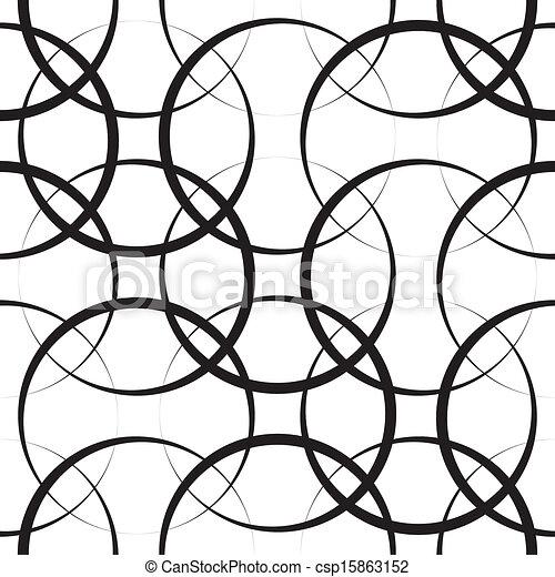 Seamless Geometric Pattern - csp15863152