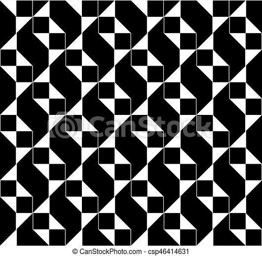 Seamless geometric pattern - csp46414631