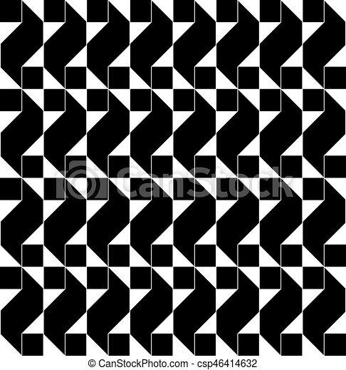 Seamless geometric pattern - csp46414632
