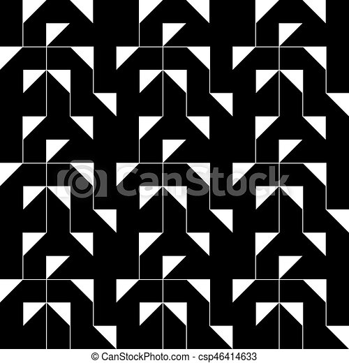 Seamless geometric pattern - csp46414633