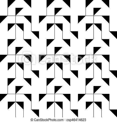 Seamless geometric pattern - csp46414623