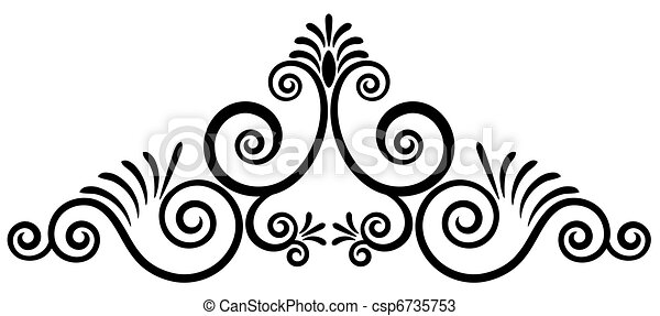 luxury seamless gothic background vector vectors search clip art rh canstockphoto com american gothic clipart clipart gothic letters