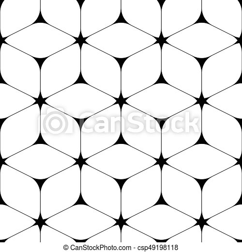 seamless hexagon pattern vector monochrome background vector clip rh canstockphoto co uk hexagon vector free hexagon vector png