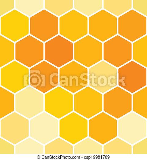 seamless honeycomb pattern rh canstockphoto com honeycomb clipart free honeycomb clipart background