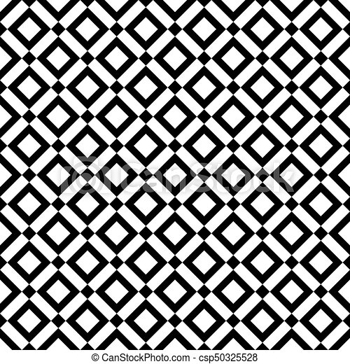 Seamless Lattice Trellis Vector Background Pattern
