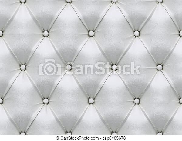seamless leather texture - csp6405678