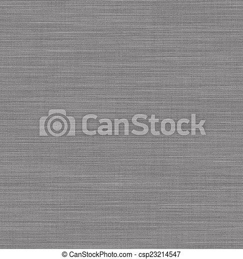 seamless linen texture background - csp23214547