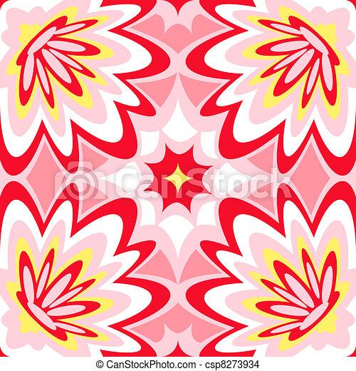 Seamless lounge pattern - csp8273934