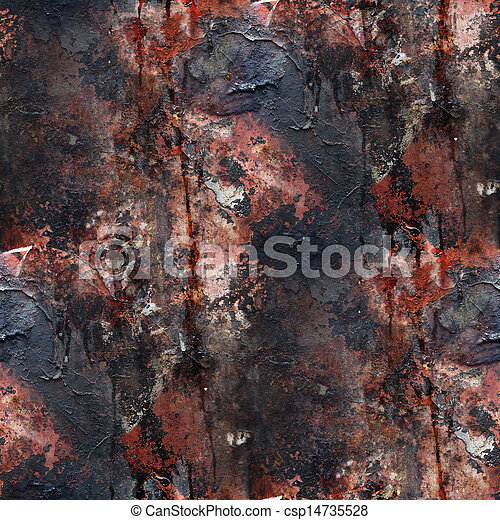 Seamless metal wall texture Weathered Metal Seamless Metal Rusty Texture Background Grunge Paper Abstract Wall Design Old Dirty Ragged Csp14735528 Can Stock Photo Seamless Metal Rusty Texture Background Grunge Paper Abstract Wall