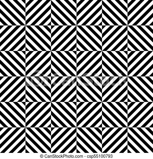 Seamless Op Art Optical Illusion Pattern Background Beauteous What Is Pattern In Art