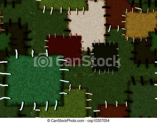 Seamless patch - csp10307054