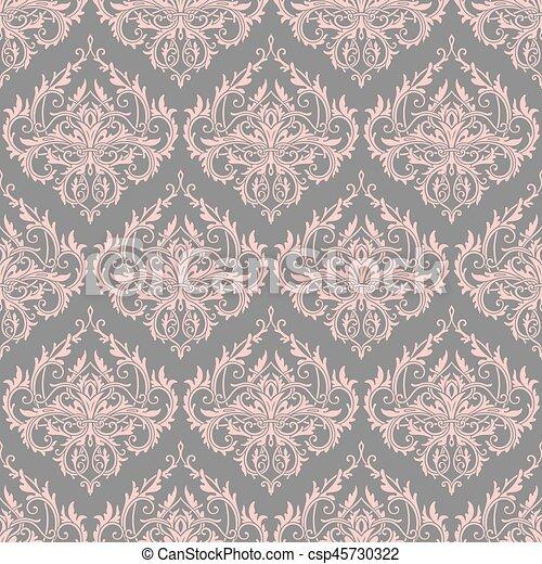 seamless pattern background - csp45730322