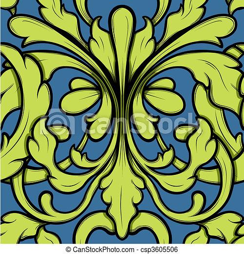 Seamless Pattern - csp3605506