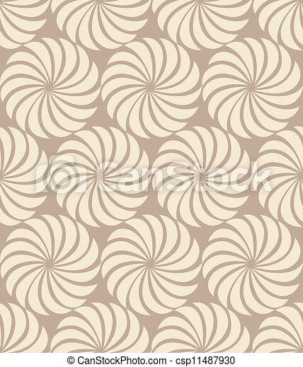 Seamless pattern - csp11487930
