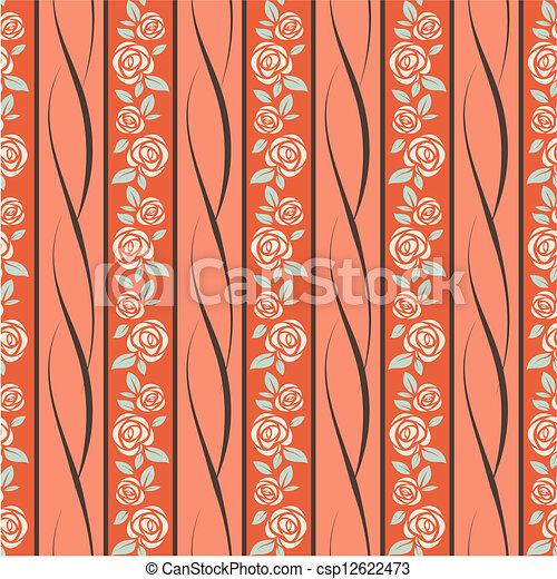 Seamless pattern - csp12622473