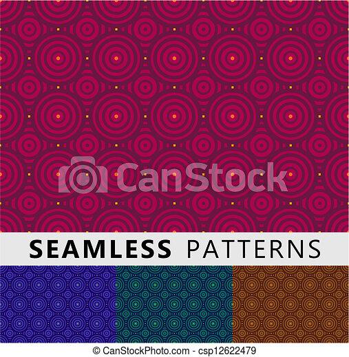 Seamless pattern - csp12622479