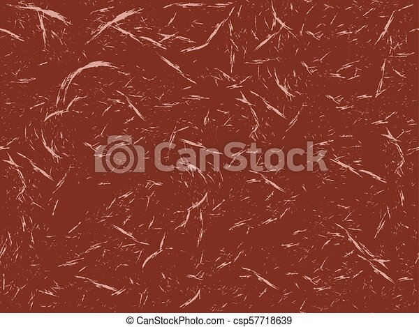 Seamless pattern in grunge style with clots and strokes. For wallpaper, bed linen, tiles, fabrics, backgrounds. Vector illustration - csp57718639