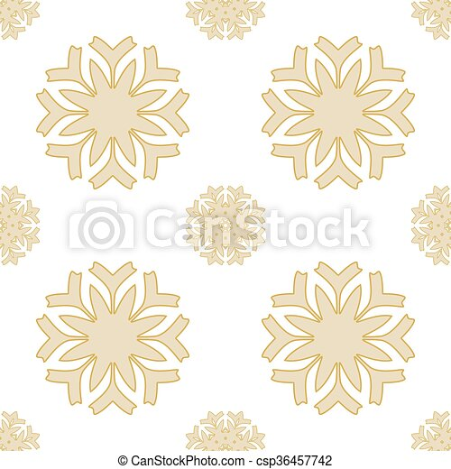 Seamless pattern in pastel colors - csp36457742
