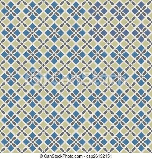 Seamless pattern of squares - csp26132151