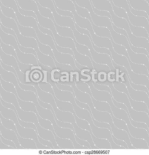 seamless pattern on a gray background - csp28669507
