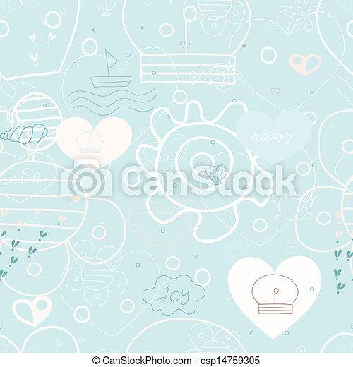 seamless pattern - csp14759305