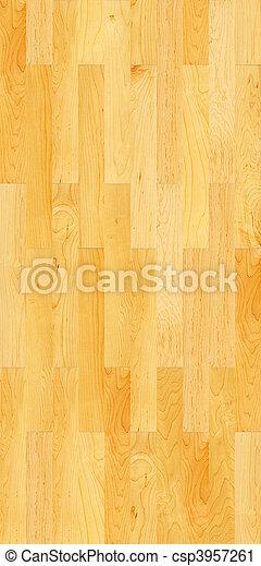 seamless pine floor texture - csp3957261