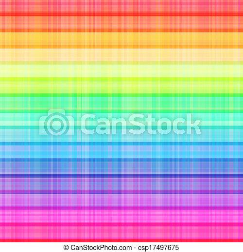 seamless rainbow colors background - csp17497675