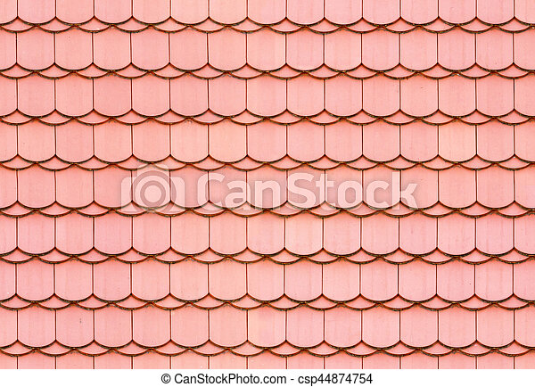 Seamless Roof Tile Texture Seamless Red Roof Tile Texture Background Canstock