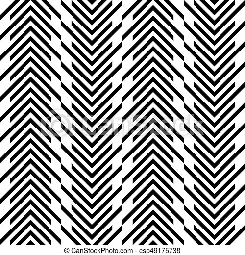 Seamless Stripe Pattern - csp49175738