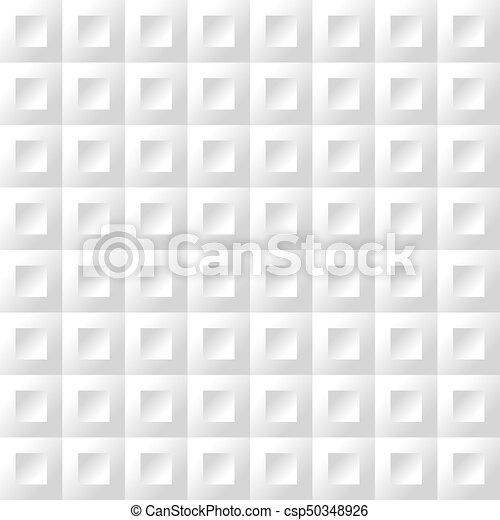 Seamless stucco plaster moulding pattern texture background - csp50348926