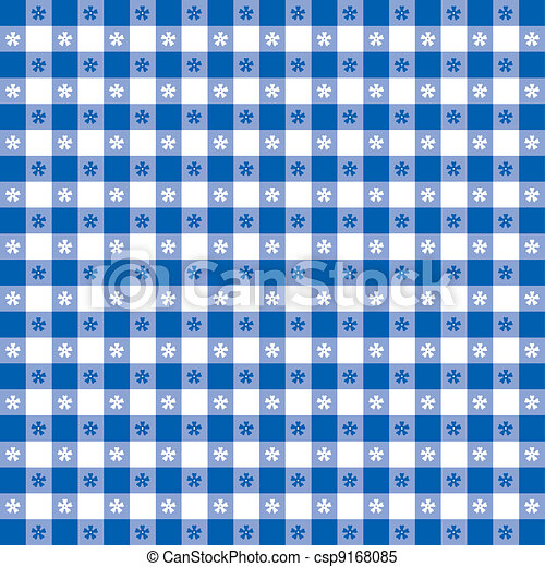 Superieur Seamless Tablecloth Gingham Pattern   Csp9168085
