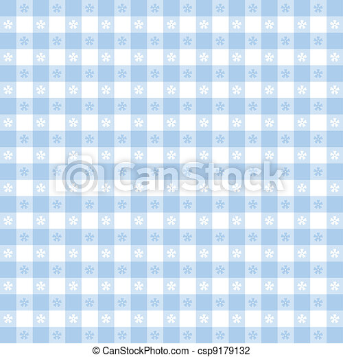 Exceptionnel Seamless Tablecloth Gingham Pattern   Csp9179132
