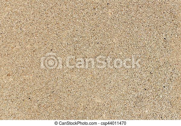 seamless texture of sand - csp44011470