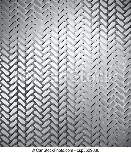 Seamless trace of the tyre. Vector - csp5629030