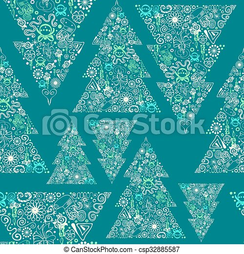 Seamless vector background. - csp32885587