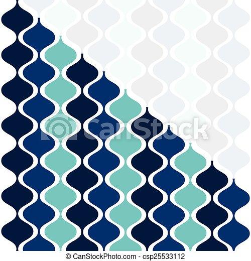 Seamless vector background - csp25533112