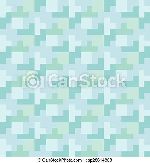 Seamless vector geometric ,Pattern background - csp28614868