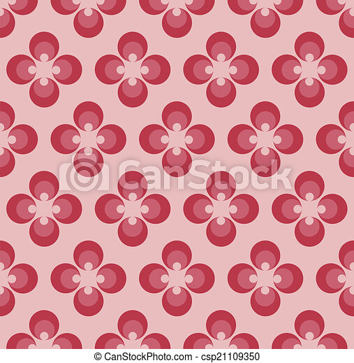 Seamless vector geometric ,Pattern background - csp21109350