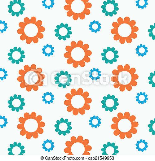 Seamless vector geometric ,Pattern background - csp21549953