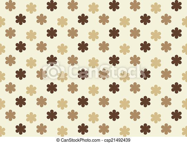 Seamless vector geometric ,Pattern background - csp21492439