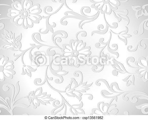 Seamless vector wallpaper - csp13561982